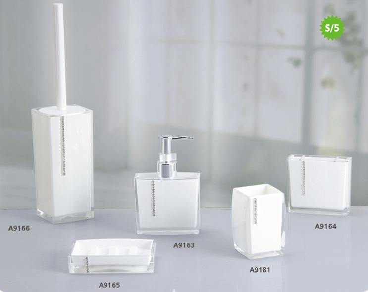 Bathroom set bathroom set plastic kitchenwareacrylic for Bathroom connections ltd