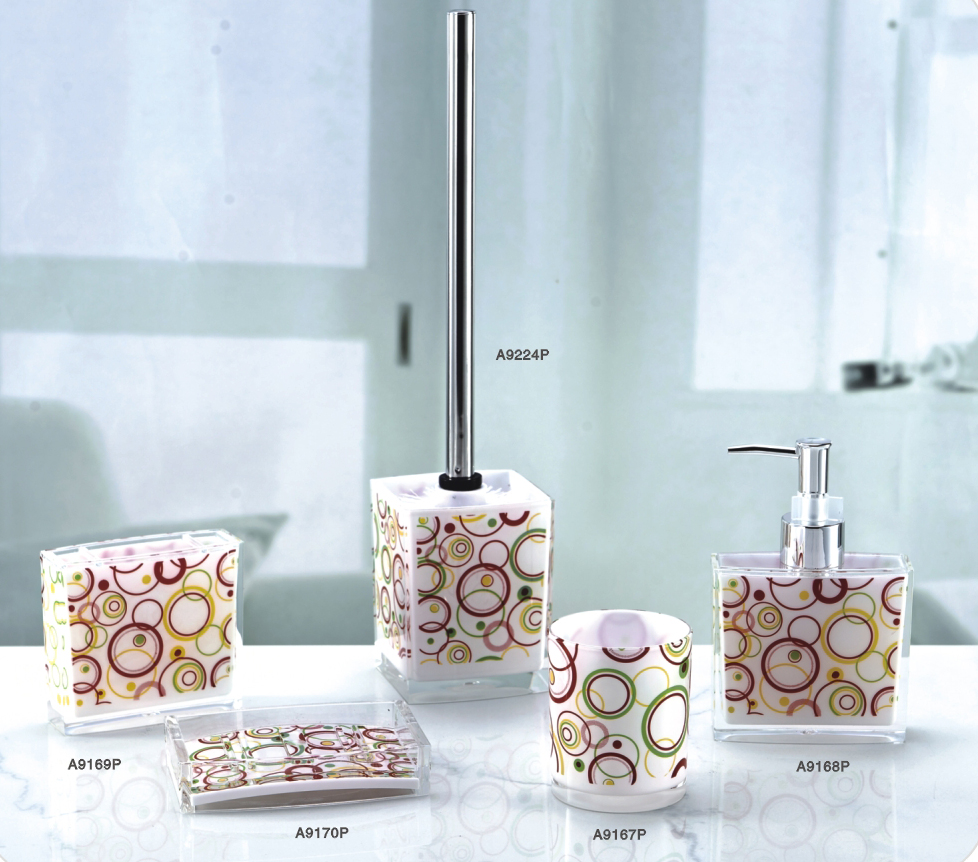 Plastic bathroom sets - Bathroom Set